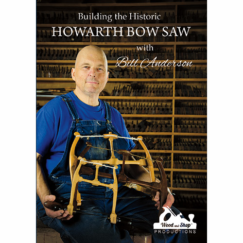 Howarth Bow saw front cover