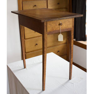 Will Myers Canterbury Shaker Table with drawer