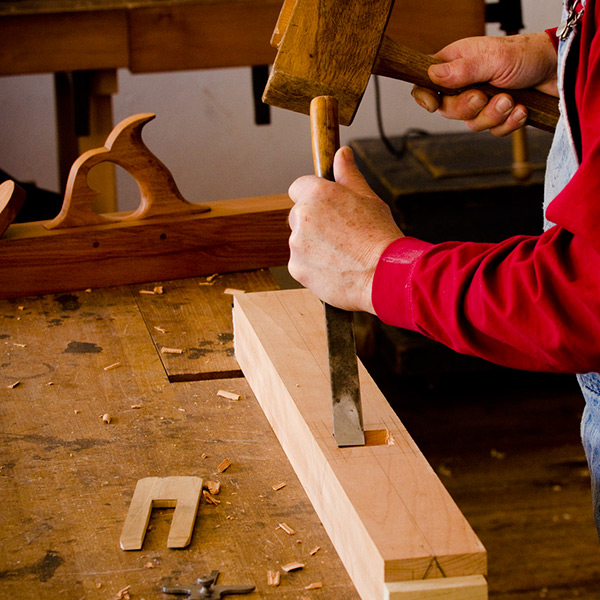 Class Making 18th Century Wooden Bench Planes With Bill Anderson 3 Days